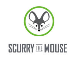 scurry the mouse