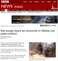 Concerns Arise as Rodent Control Service in Wales Becomes a Commodity